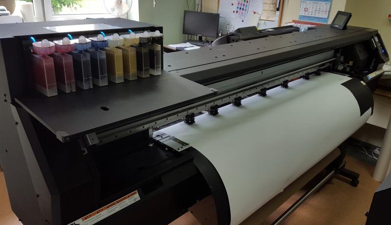 8e88661fa5c7 Mimaki CJV-300 Ploter drukująco-tnący dwugłowicowy « Oferta ...